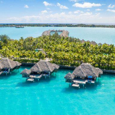The St. Regis Bora Bora Resort 002