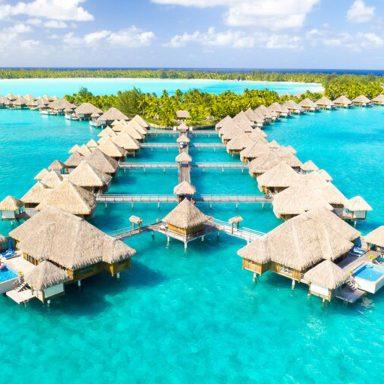 The St. Regis Bora Bora Resort 003