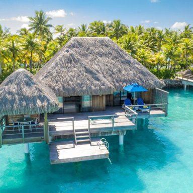 The St. Regis Bora Bora Resort 004