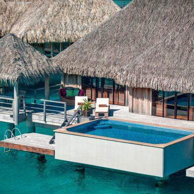 The St. Regis Bora Bora Resort 007