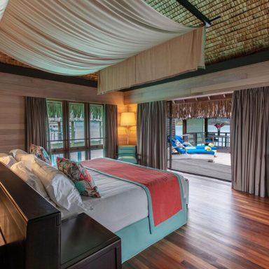 The St. Regis Bora Bora Resort 011